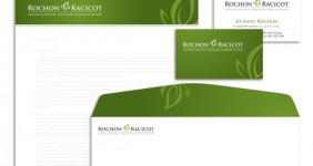 Rochon Racicot: Stationery